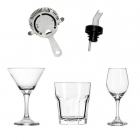 Bar Supplies & Glassware