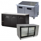 Refrigerated Equipment, Freezers, Ice Machines & Coolers