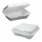 Foam Containers & Lids