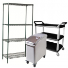 Racks, Shelves, Dollies, Carriers & Carts