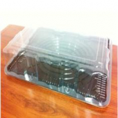 Cake Combo Container, 1/2 Sheet