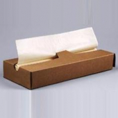 Deli Tissue Paper, 10x10 Interfolded Kraft
