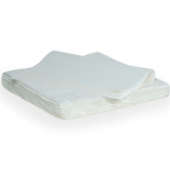 Quik-Rap Highly Grease Resistant White Sandwich Paper, 14x14