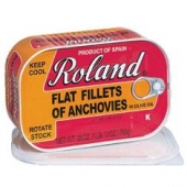 Roland - Anchovy Filet in Olive Oil