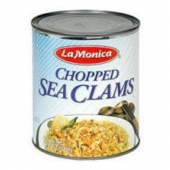 LaMonica - Chopped Sea Clams, 12/5