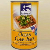 Sea Watch Dry - Ocean Clam Juice