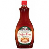 Maple Syrup, Dietetic/Sugar Free