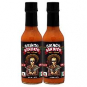 Gringo Bandito Super Hot Sauce, 5 oz
