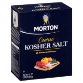 Morton - Kosher Salt, 12/3 Lb