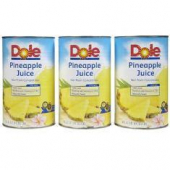 Dole - Pineapple Juice, 46 oz