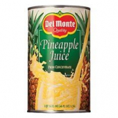 Del Monte - Pineapple Juice