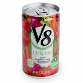 V8 Vegetable Juice, 12/5.5 oz