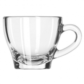 Libbey - Ischia Espresso Cup, 2.75 oz Clear Glass