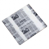 Wax Paper Sheets, 14x14 News Print