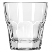 Libbey - Gibraltar DuraTuff Rocks Glass, 8 oz