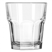Libbey - Gibraltar DuraTuff Double Rocks Glass, 12 oz