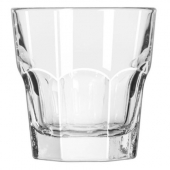 Libbey - Gibraltar DuraTuff Tall Rocks Glass, 7 oz