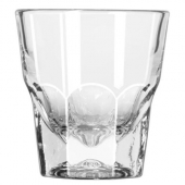 Libbey - Gibraltar DuraTuff Rocks Glass, 4.5 oz