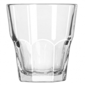 Libbey - Gibraltar DuraTuff Rocks Glass, 5.5 oz
