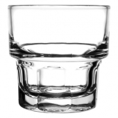 Libbey - Gibraltar DuraTuff Rocks Glass, 7 oz Stackable