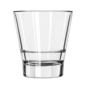 Libbey - Endeavor Double Old Fashioned Glass, 12 oz Stackable