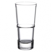 Libbey - Endeavor Beverage Glass, 12 oz Stackable