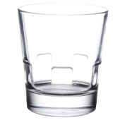 Libbey - Optiva Rocks/Old Fashioned Glass, 10 oz Stackable