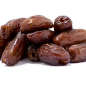 Dates, Whole Pitted, 15 Lb