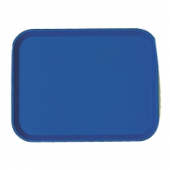 Cambro - Fast Food Tray, 14x18 Navy Plastic