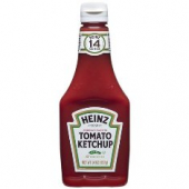 Heinz - Tomato Ketchup Squeeze Bottle, 14 oz