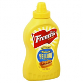 French's - Yellow Mustard Squeeze Bottle