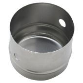Cookie/Biscuit Cutter, 3x2.5 Deep Stainless Steel