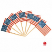 Goldmax - American Flag Picks