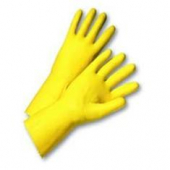 Dishwashing Gloves, Latex, Medium