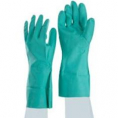 Gloves, Nitrile Green, Extra Large