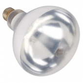 Winco - Electric Heat Lamp Replacement Bulb, 250 Watt Clear
