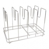 American Metalcraft - Pizza Screen Rack, 9x14 4-Shelf, Holds up to 96 Screens