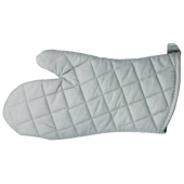 "Winco - Oven Mitt, 13"" Silicone Coated, Temp Range from 0-200 degrees F"