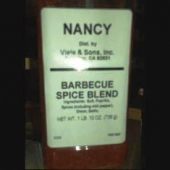 Nancy Brand - Barbecue (BBQ) Spice, 26 oz