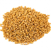 Mustard Seed, Whole Yellow, 25 oz