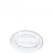 Dart - Lid, Fits 1.5 to 2 oz Clear Plastic Conex Portion Cup Lid