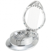 Winco - Egg Slicer, Square Aluminum with Stainless Steel Wires