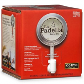 Corto - La Padella Saute/Cooking Oil, 20 Liter Bag-in-Box