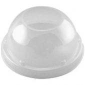 "Dart - Lid, Dome Lid with 1.5"" Hole, Clear Plastic, Fits 8-16 oz Cups"