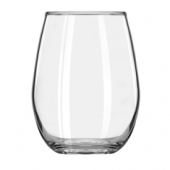 Libbey - White Wine Taster Glass, Stemless, 12 oz