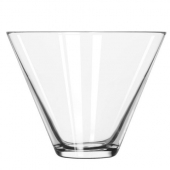 Libbey - Martini Glass, 13.5 oz Stemless
