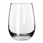 Libbey - White Wine Glass, 15.25 oz Stemless