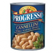 Progresso - Cannellini (White Kidney Beans), 19 oz