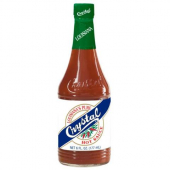 Crystal Hot Sauce, 24/6 oz