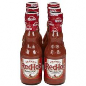 Frank's Red Hot - Original Cayenne Pepper Sauce, 24/5 oz